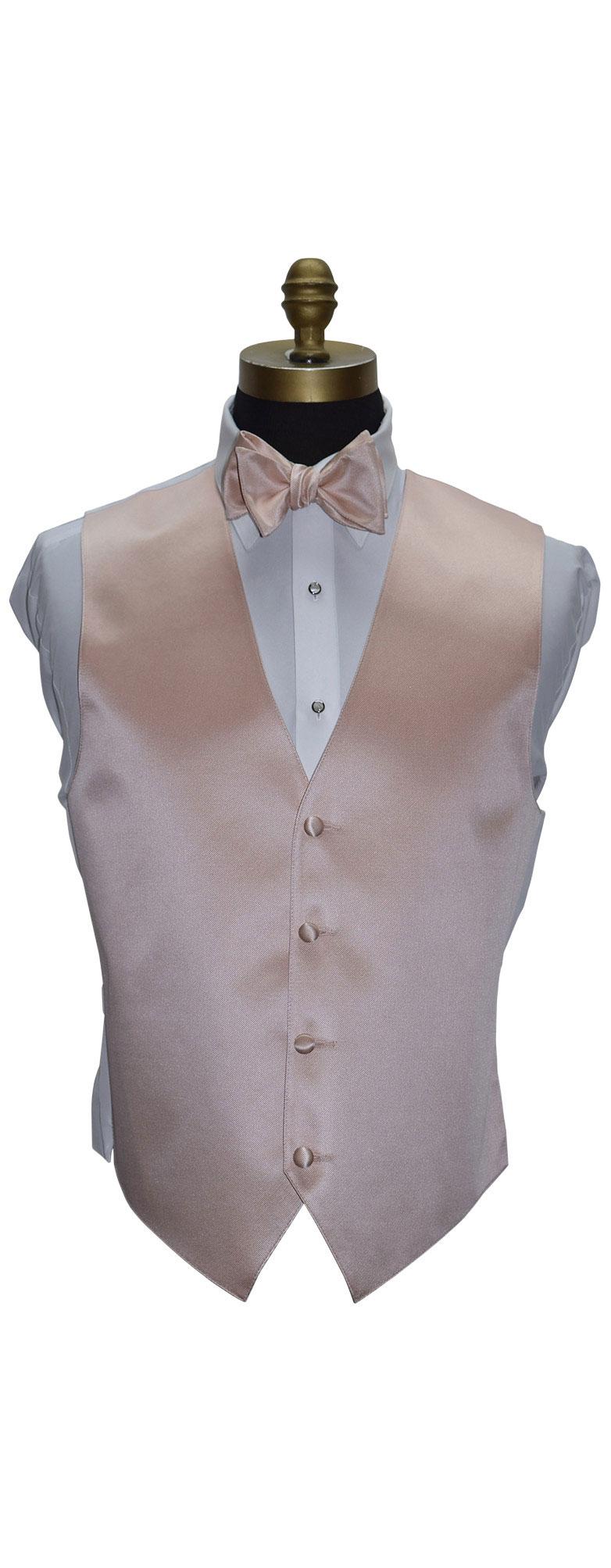 Petal Tuxedo Vest Only