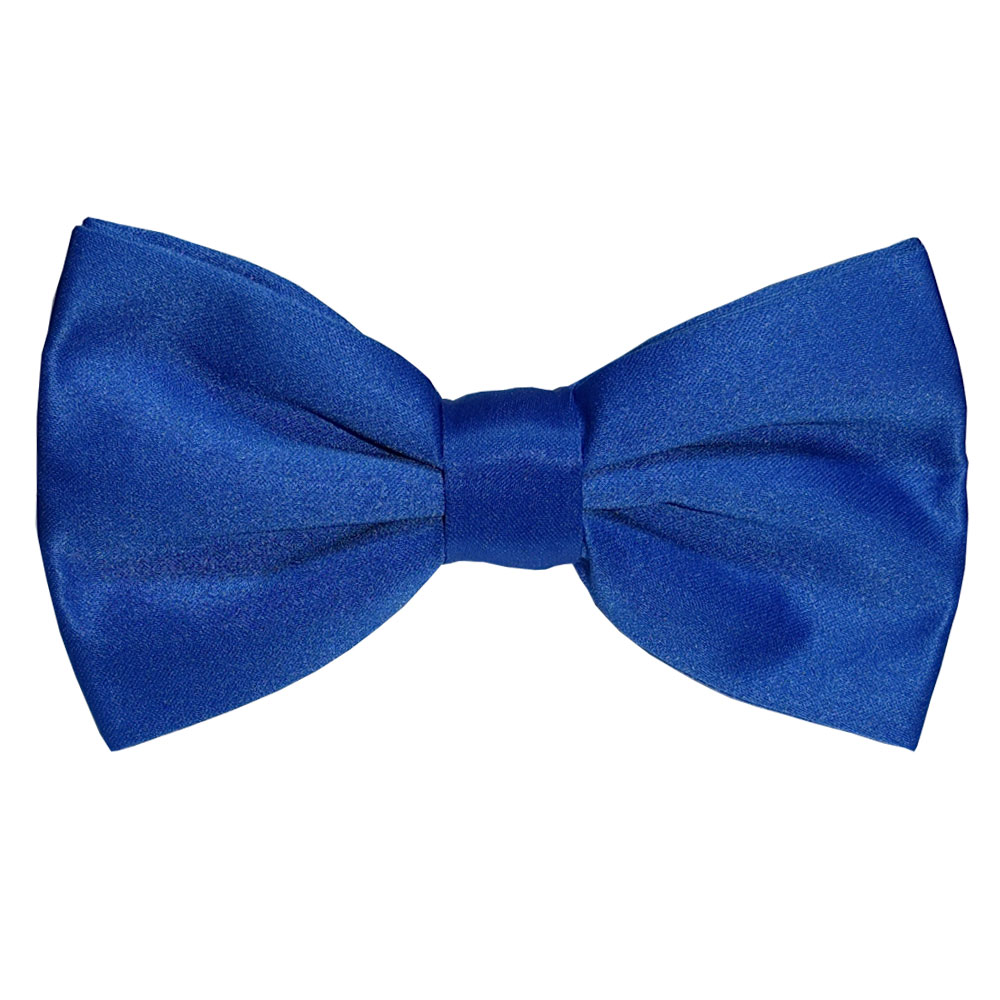 Royal Blue Bowtie, Pre-tied