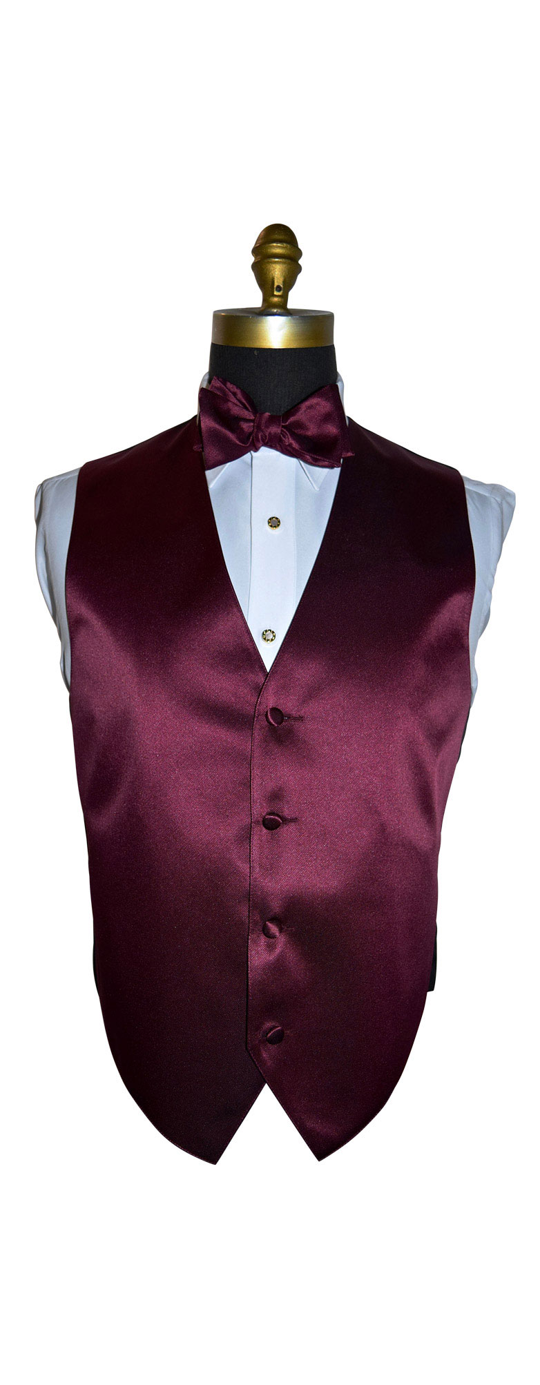 TOP OF THE LINE TRUE COLOR - MATCHES 'WINE' BRIDAL