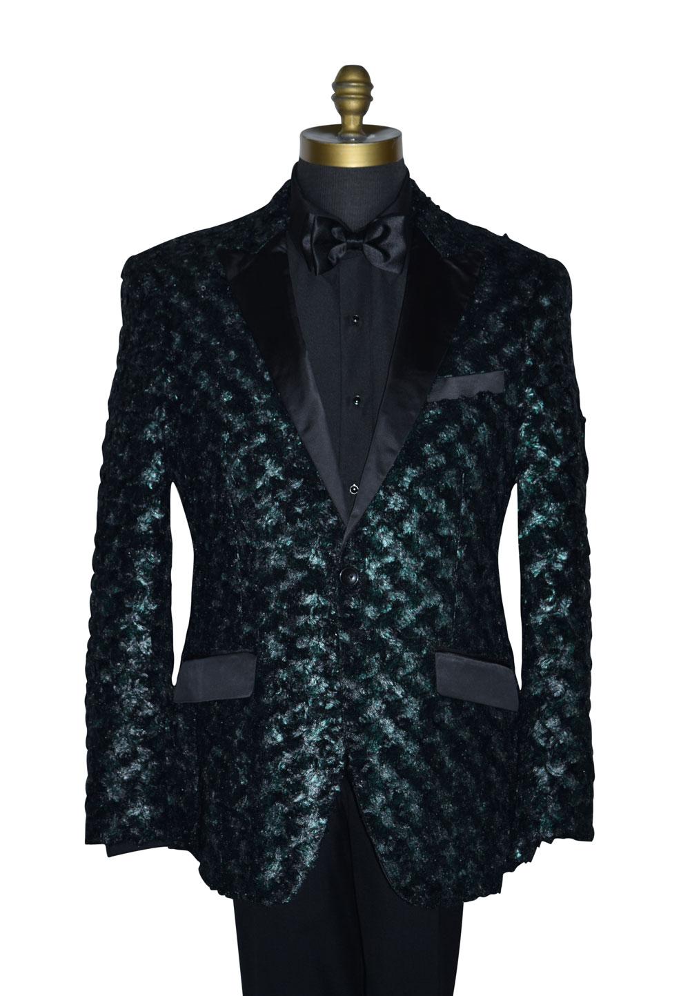 Green Onyx Tuxedo Only