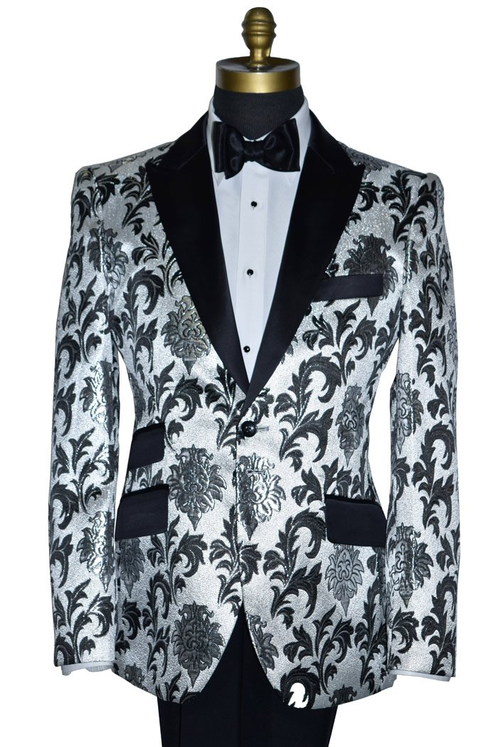 Evening Sky Tuxedo Coat Only