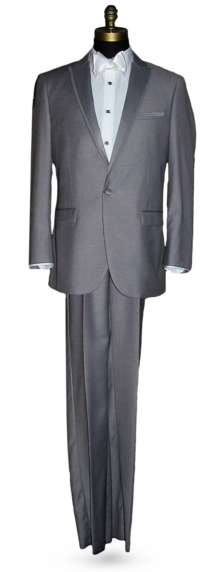Modern-Tailored Fit