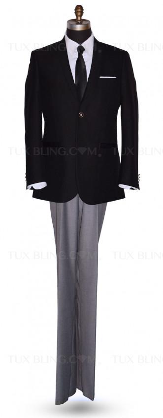 Black Sports Coat Only - Ensemble