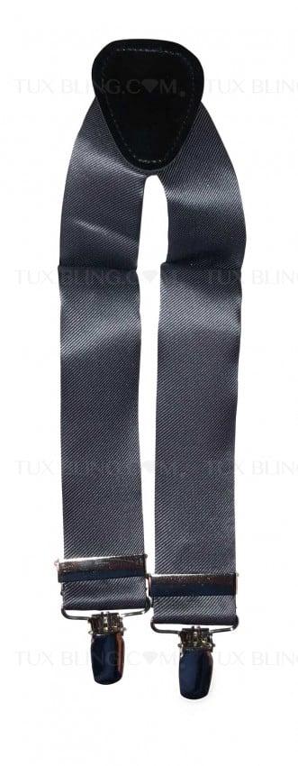 charcoal suspenders