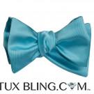 Turquoise Bowtie - Tie Yourself