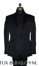 38 Regular Tuxedo Jacket Only