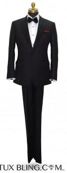 41 Regular Coat/35 waist pants