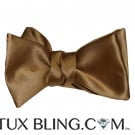 GOLD BOWTIE -TIE YOURSELF