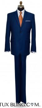 48 Long Coat/42 waist pants