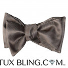 Stone Color Bowtie-Tie Yourself