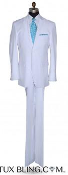38 Regular Coat, 32 Waist Pants, Vest