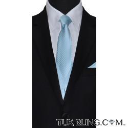 CAPRI BABY BLUE DRESS TIE-TIE YOURSELF