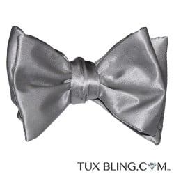 STERLING SILVER BOWTIE, TIE YOURSELF