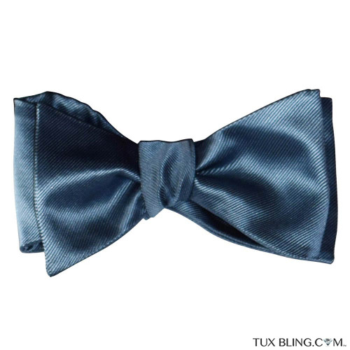 SERENE BLUE BOWTIE, TIE-YOURSELF