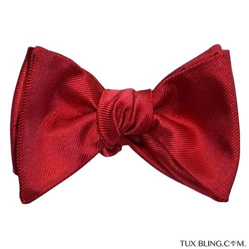 Valentina Red Bowtie, Tie Yourself