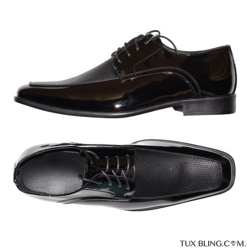 OXFORD TUXEDO SHOES