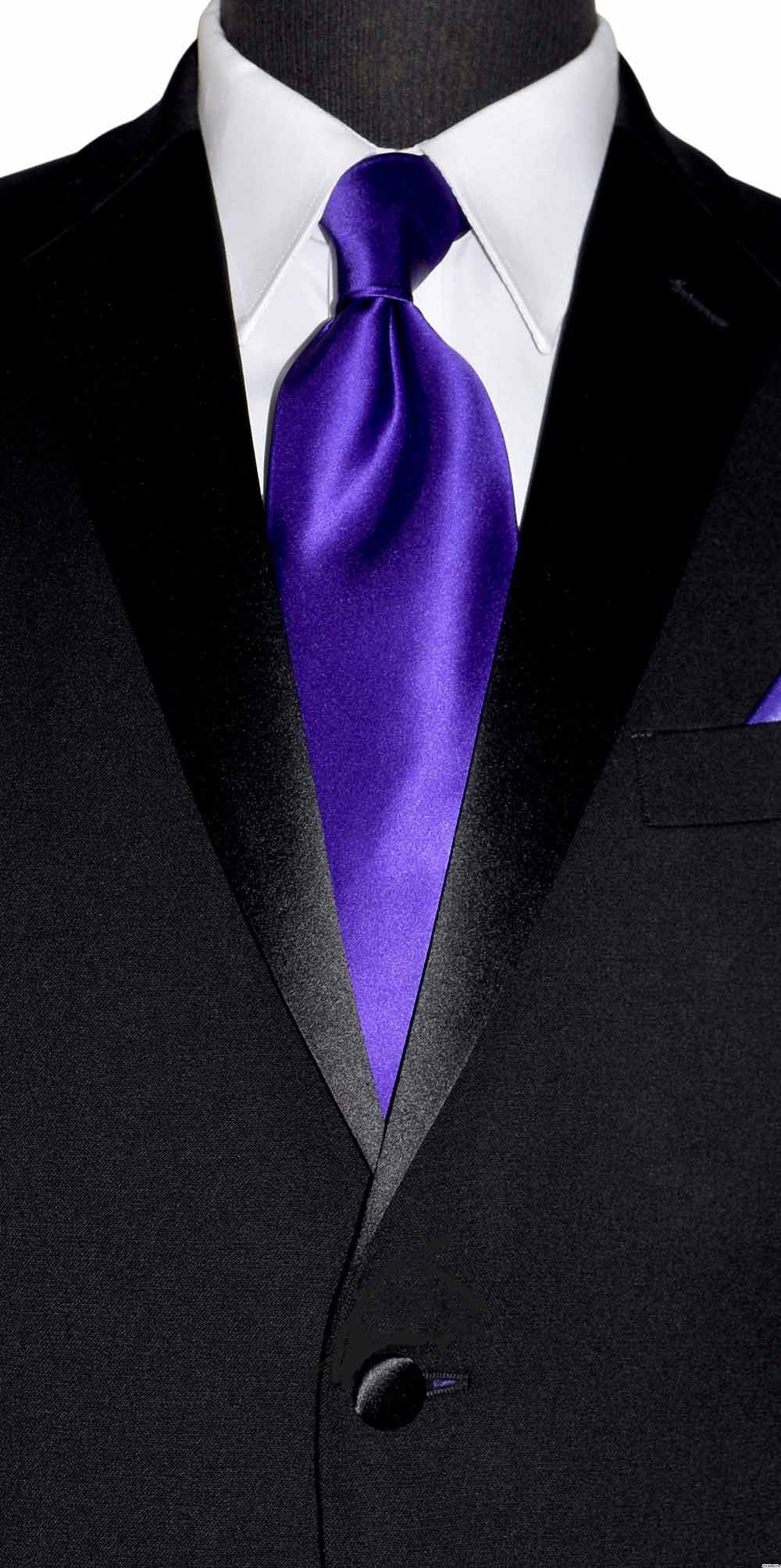 men's purple dress with at Tuxbling.com