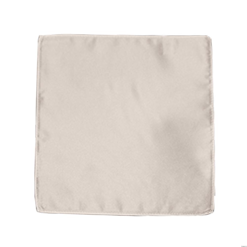 nude pocket handkerchief by San Miguel Formals