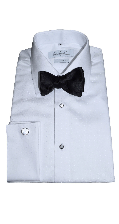 San Miguel Tuxedo Shirt