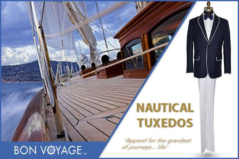 Nautical Tuxedos For Sale